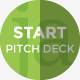Pitch Deck Start PowerPoint Presentation Template