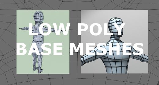base meshes