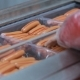 Production And Packing Of Sausages - VideoHive Item for Sale