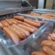 Packaging Sausage On Production - VideoHive Item for Sale