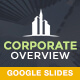 Corporate Overview Google Slides Template - GraphicRiver Item for Sale