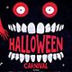 Halloween Carnival Poster - GraphicRiver Item for Sale
