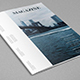 Minimal Photography Magazine - GraphicRiver Item for Sale