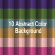 10 Abstract Color Background - GraphicRiver Item for Sale