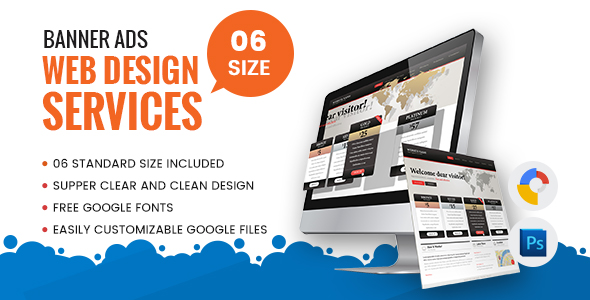 Website Responsive Banners HTML5 - GWD - CodeCanyon Item for Sale