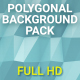 Polygonal Background Pack - VideoHive Item for Sale