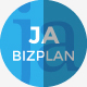 Ja Business Plan PowerPoint Presentation Template - GraphicRiver Item for Sale