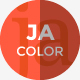 Color Ja PowerPoint Presentation  - GraphicRiver Item for Sale
