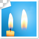 Candle Flame – Seamless Loop, Start and End  - VideoHive Item for Sale