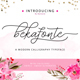Bekafonte Typeface - GraphicRiver Item for Sale