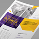 Corporate Business Flyer V4  - GraphicRiver Item for Sale