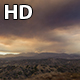 Santa Clarita, California Sand Fire Smoke Wide - VideoHive Item for Sale