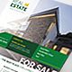 Simple Real Estate Flyer - GraphicRiver Item for Sale