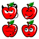 Apple Emoticons  - GraphicRiver Item for Sale