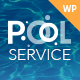 Pool Maintenance Services WordPress Theme - ThemeForest Item for Sale