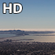San Francisco Bay Area With Fog - VideoHive Item for Sale