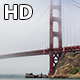 Golden Gate Bridge Fog - VideoHive Item for Sale