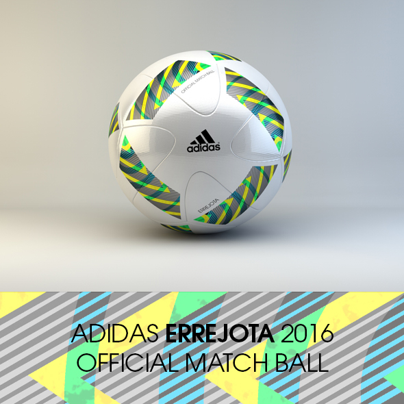Adidas ERREJOTA 2016 - 3DOcean Item for Sale