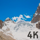 Clouds on the Mountain - VideoHive Item for Sale