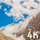 Clouds on the Mountain - 02 - VideoHive Item for Sale