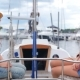 The Girls Sitting On The Yacht And Talking - VideoHive Item for Sale