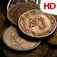 Old Coins 0428 - VideoHive Item for Sale