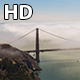Foggy Golden Gate Bridge  - VideoHive Item for Sale