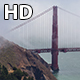 Foggy Golden Gate Bridge Close - VideoHive Item for Sale