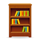 Library Bookcase Education and Knowledge - GraphicRiver Item for Sale