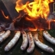 Grilling Sausage  14 - VideoHive Item for Sale