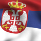 Serbia Flag Background - VideoHive Item for Sale