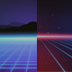 80s Background - GRIDS - VideoHive Item for Sale