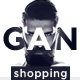 GAN - Ultimate Shopping eCommerce PSD Template