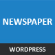 Newspaper - Blog and Magazine WordPress Theme Nulled