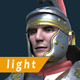 Septimus roman legionnire light - 3DOcean Item for Sale