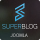 Super Blog - Responsive Multipurpose Joomla Template - ThemeForest Item for Sale
