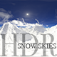HDR Snow Skies - 3DOcean Item for Sale