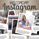 Welcome 2 My Instagram - VideoHive Item for Sale