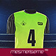Football Jersey Mock-up - GraphicRiver Item for Sale