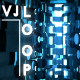 Glitch Lights VJ Loop - VideoHive Item for Sale