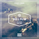 Helium Music | Album CD Mixtape Cover Template - GraphicRiver Item for Sale