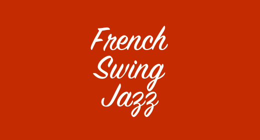 French Swing Jazz