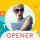 Trendy Opener - VideoHive Item for Sale