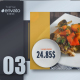 Presentation of Menu (Color Control) - VideoHive Item for Sale