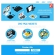 Graphic Design Template For Website