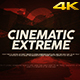 Cinematic Extreme Trailer/Opener - VideoHive Item for Sale