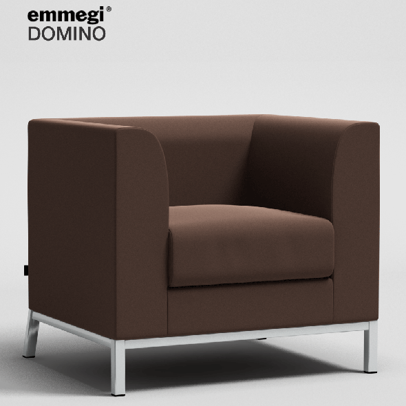 Sofa DOMINO - 3DOcean Item for Sale
