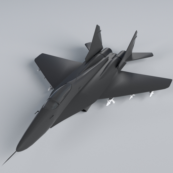 MiG-29 Fulcrum - 3DOcean Item for Sale