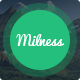 Milness - Showcase App Landing Page Nulled