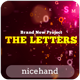 The Letters - VideoHive Item for Sale